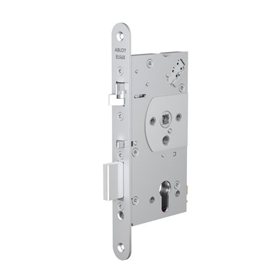 EL561-65mm handle controlled lock case for solid doors