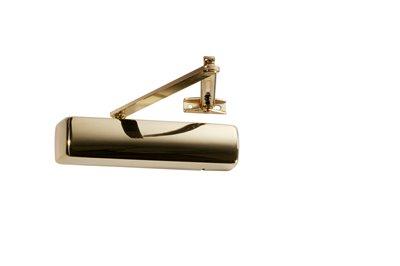 DC335 Bright brass