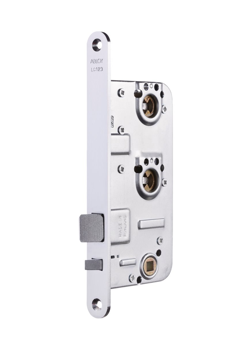 Lc123 Lock Cases For Solid Doors Abloy Uk Locking