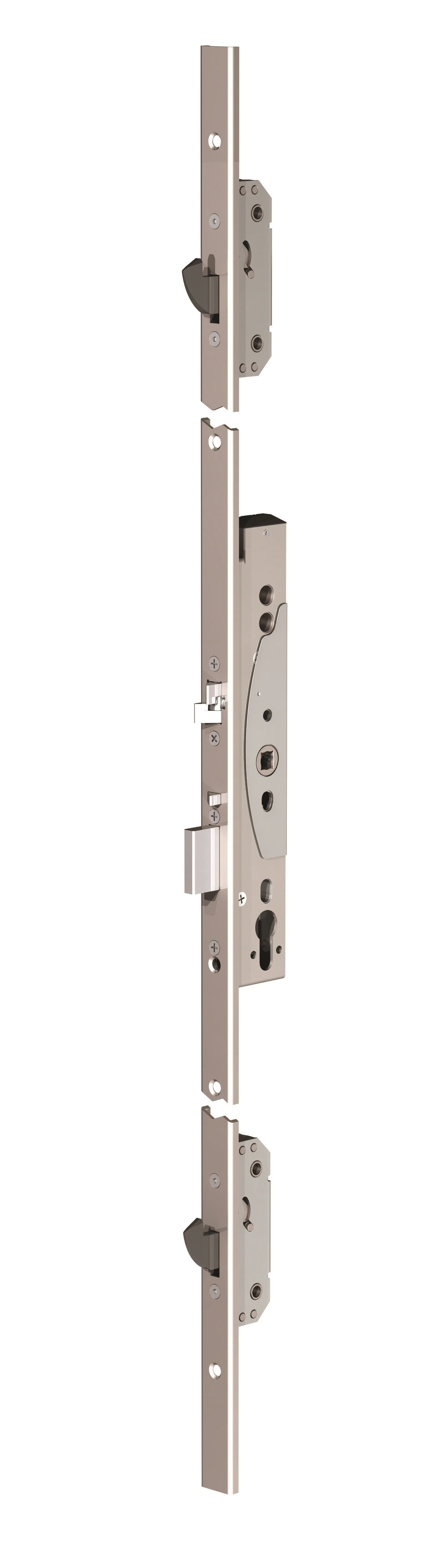 El466 Handle Controlled Multipoint Lock Case For Narrow
